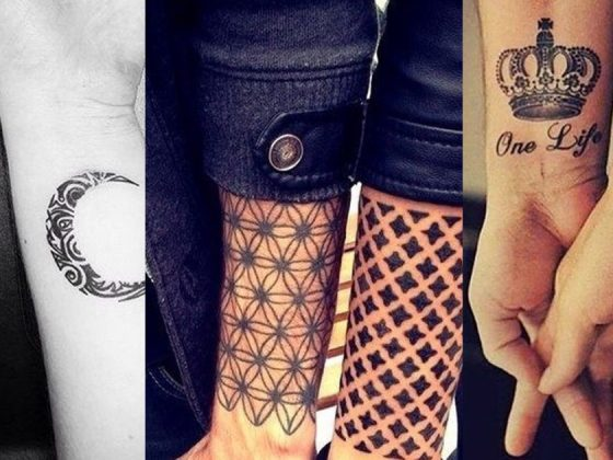 Tatuaze Dla Par Damskopl